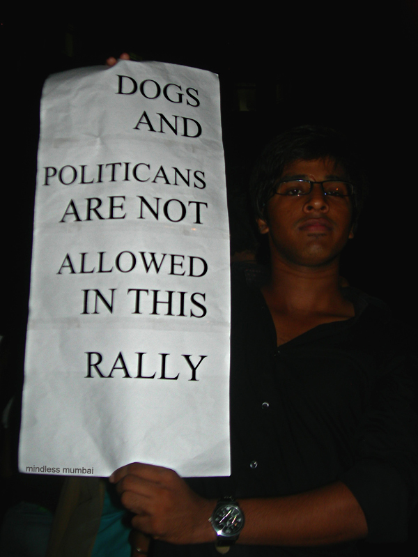 anti terrorism rally in mumbai by kunal bhatia