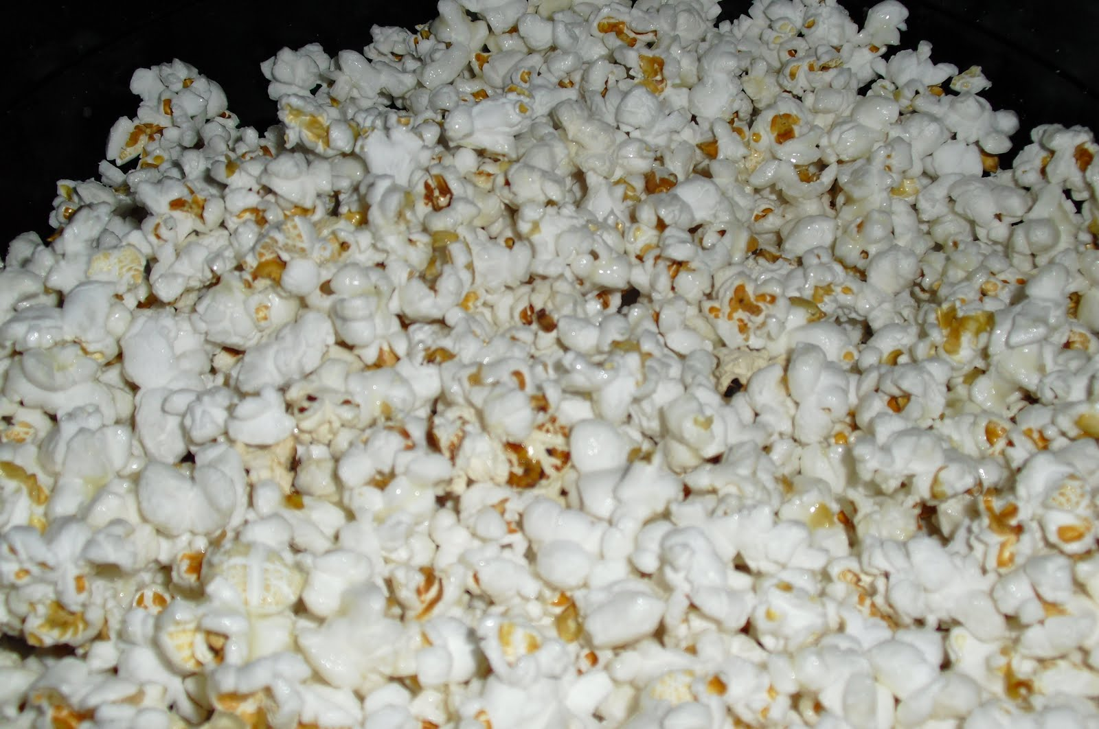 ... re viewing on the screen, but also enjoying a big bowl of kettle corn