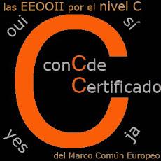ConCde Certificado
