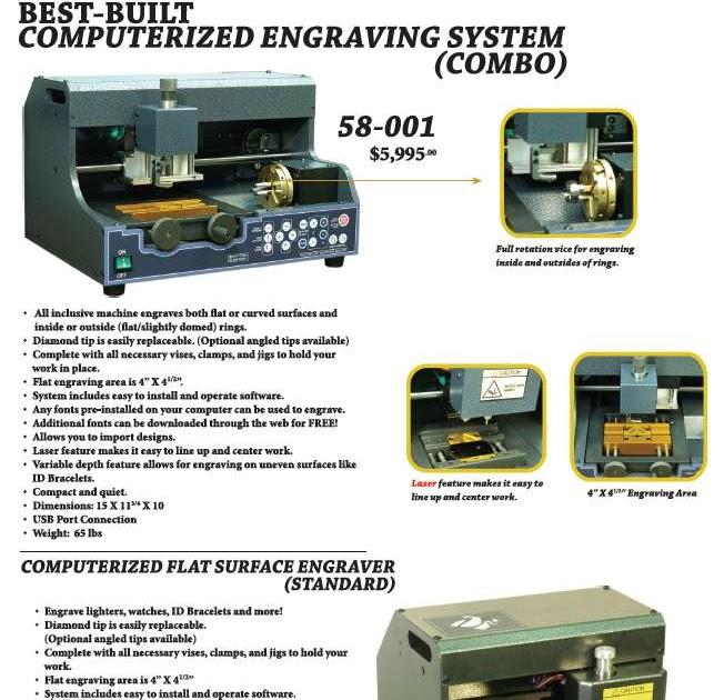 best built engraving machine