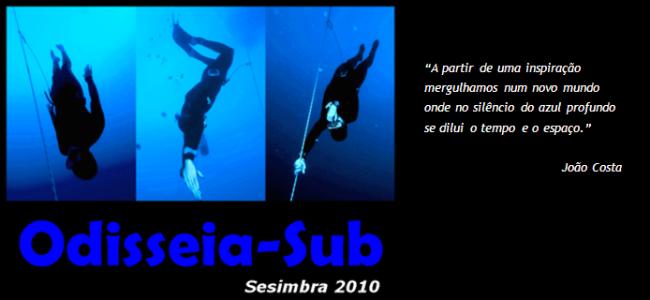 Odisseia-Sub 2010 (Sesimbra)