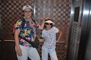 Hilton elevator - Anaheim