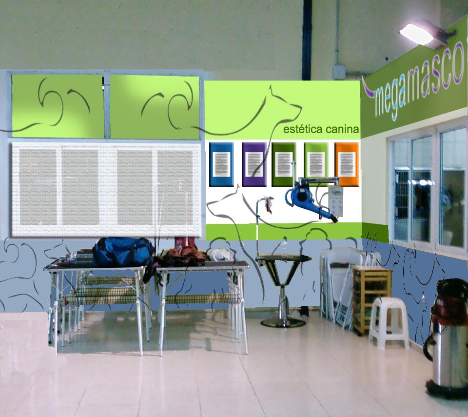 Ideas del mediterraneo proyecto para peluqueria canina megamascotas - Proyecto de peluqueria ...