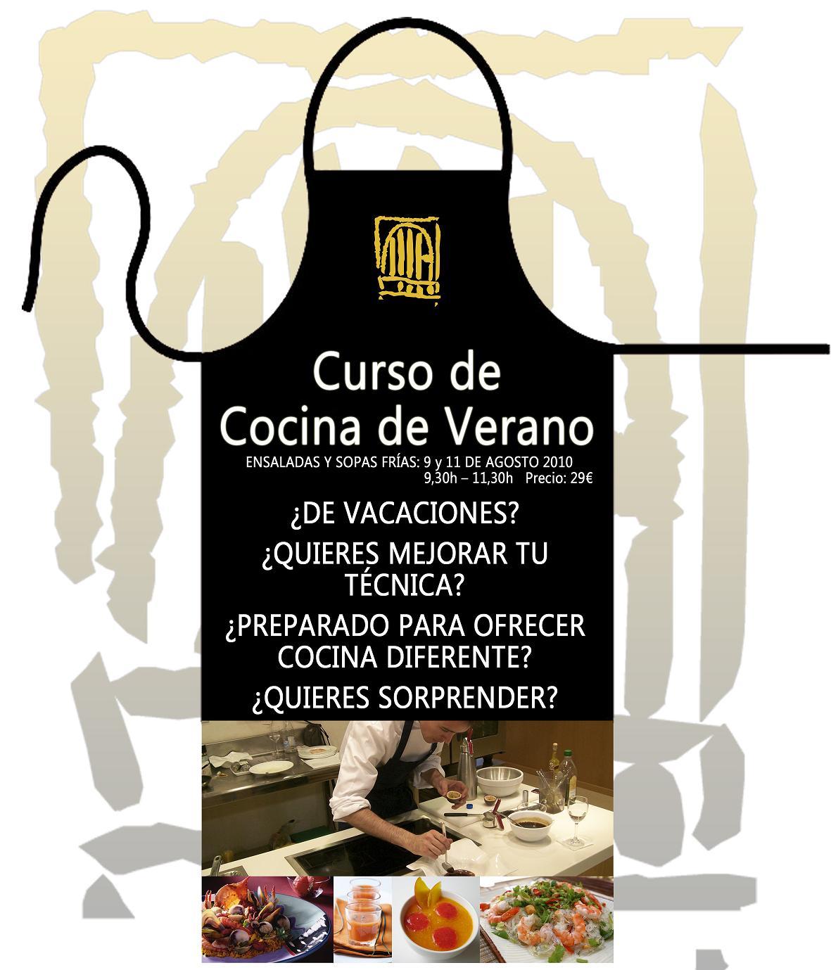 La cancela restaurante de juan luis buitrago for Cursos de cocina en pamplona