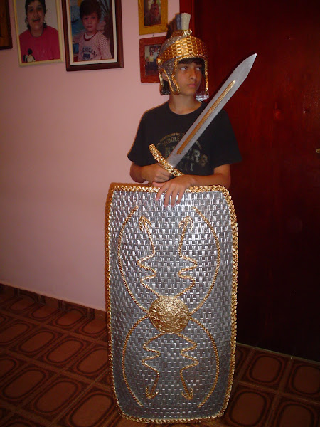 Figurino romano