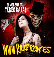 QU COJONES ES ESTO DEL KILLER TOONS? Entrate en  la web oficial: