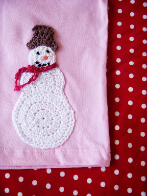 His First Snowman Crochet Pattern | Red Heart