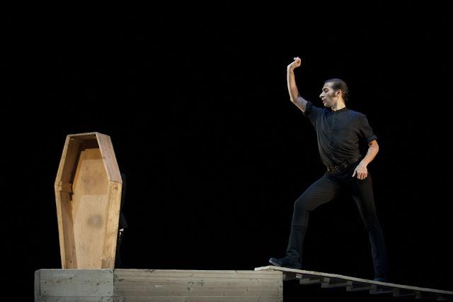 Israel Galván - Suma Flamenca - Teatros del Canal (Madrid) - 11/6/2010