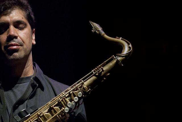 Kike Perdomo - Festival de Jazz de Madrid - Teatro Fernán Gómez (Madrid) - 21/11/2007