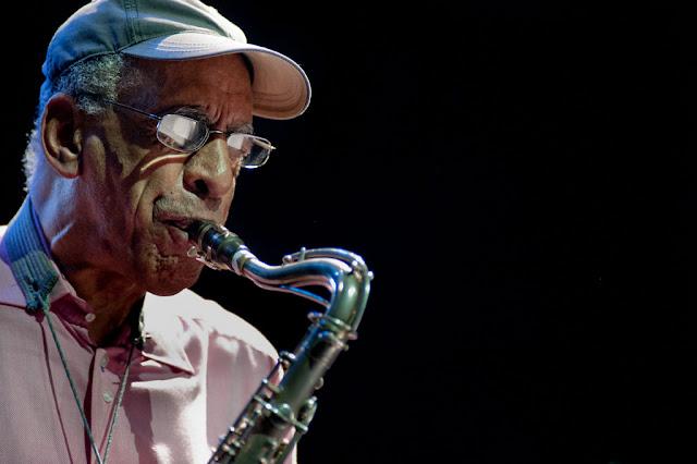 John Tchicai - Jazz Círculo - Círculo de Bellas Artes (Madrid) - 14/3/2009