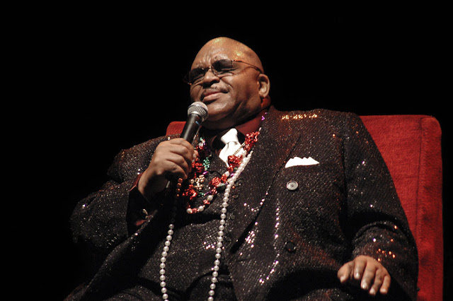 Solomon Burke - Festival de Jazz de Madrid - Teatro Fernn Gmez (Madrid) - 17/10/2004