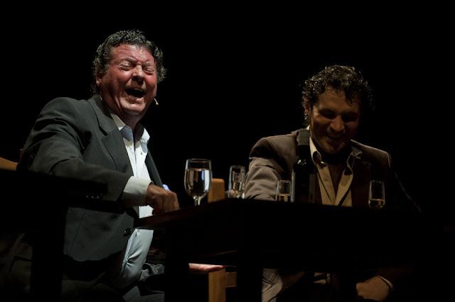 Luís 'El Zambo' - Festival del Cante de las Minas - Catedral del Cante (La Unión) - 9/8/2010