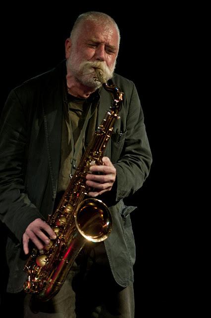 Peter Brötzmann - Club de Música San Juan Evangelista (Madrid) - 6/11/2010