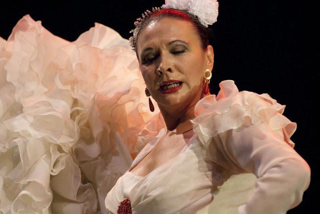 Merche Esmeralda - Festival Flamenco Caja Madrid - Teatro Albéniz (Madrid) - 2/2/2008