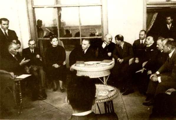 Birinci Türk Dil Konferansı