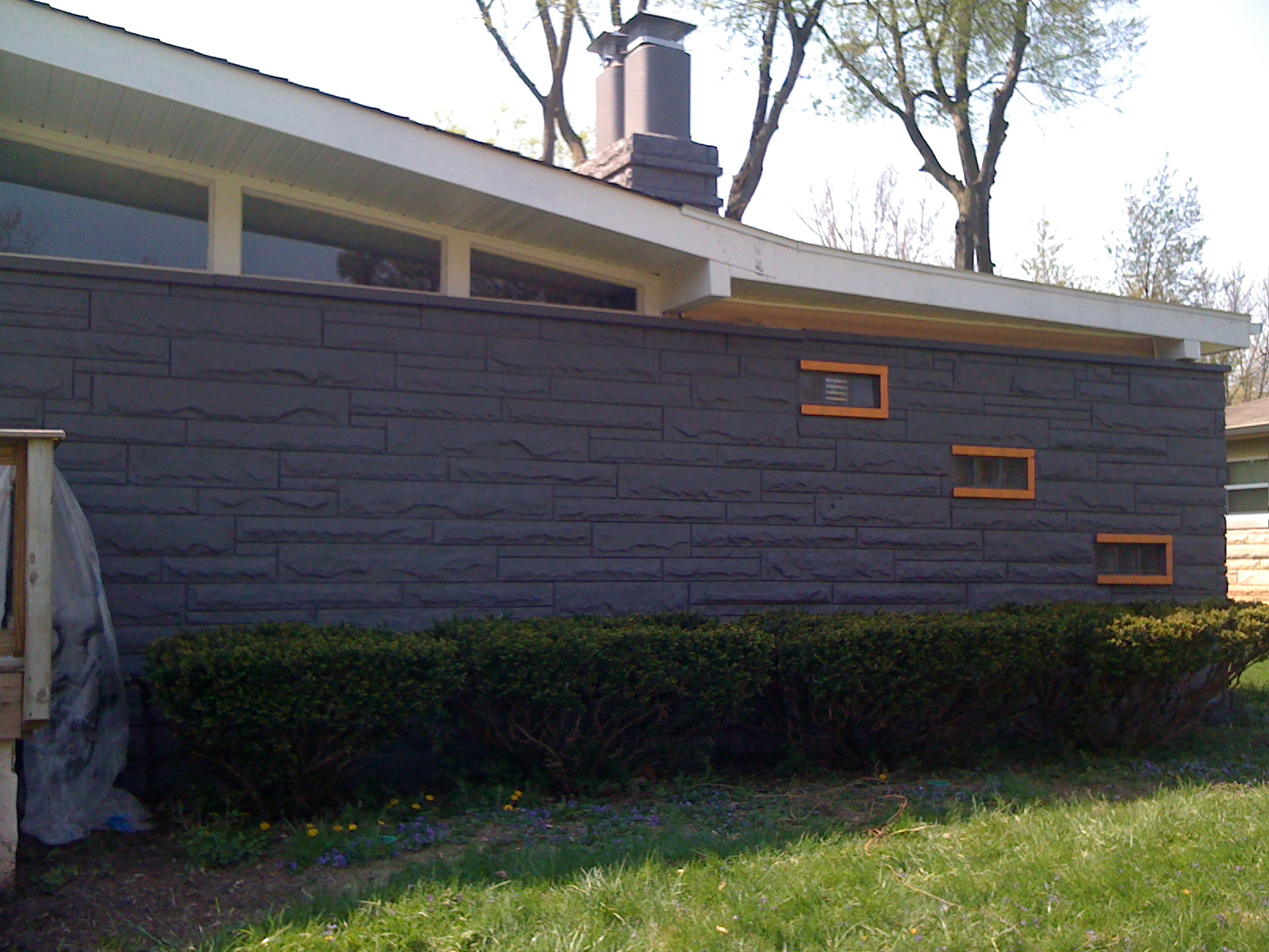 Mid century modern atomic indy mid century modern for Contemporary exterior paint schemes