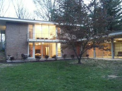 Modern home indianapolis