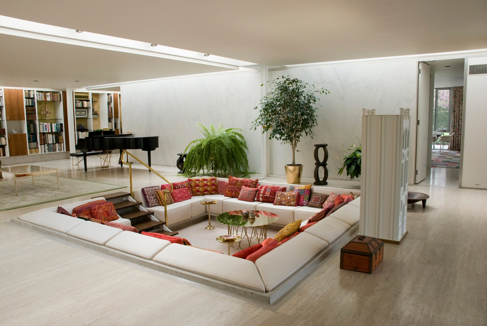 Real Living Rooms