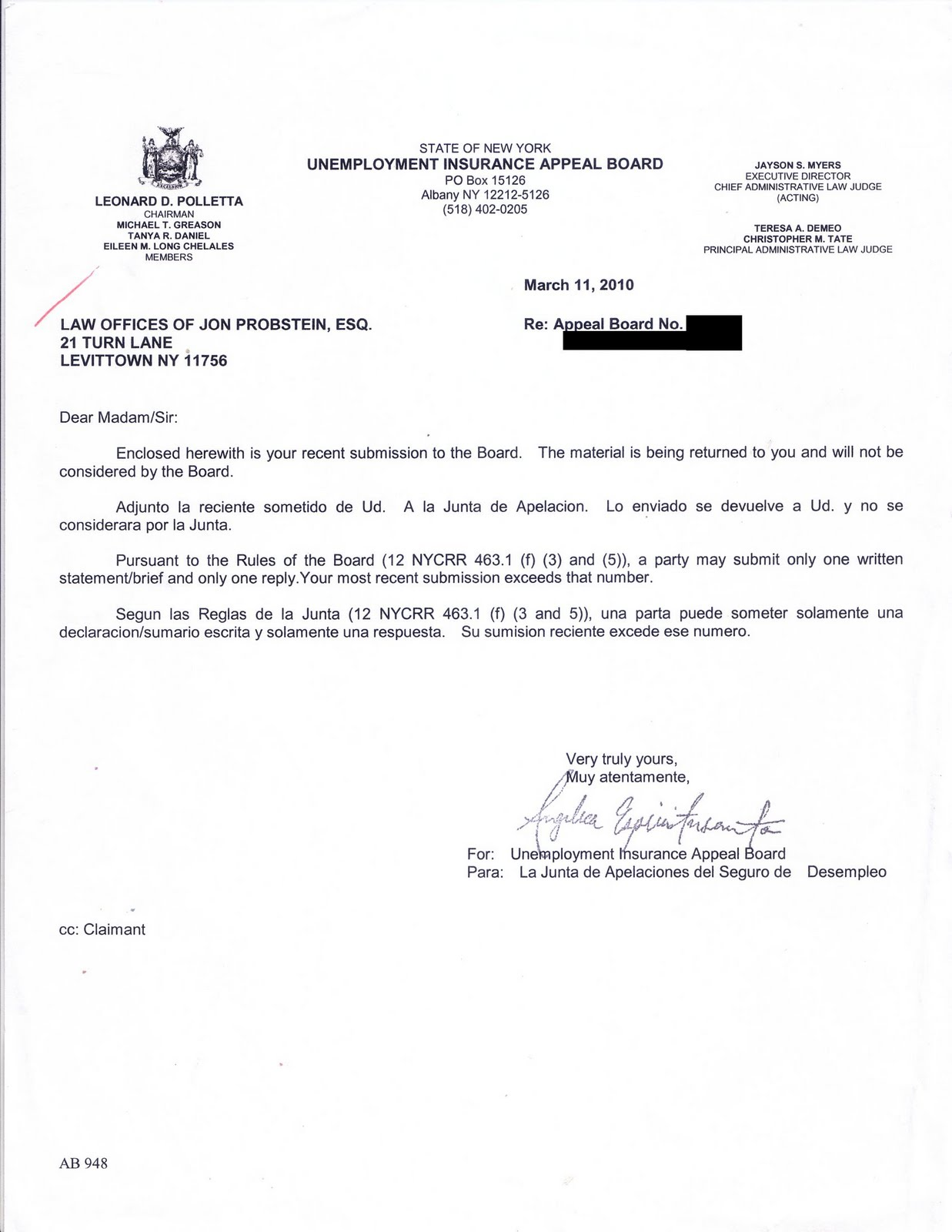 unemployment letter best photos of sample notarized letter of ...