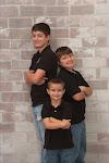 3 Stephens Boys!!!