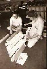 Construindo uma marimba