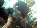 Vítor e a sua Bike Guitar