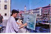 Pintor internacional Jeovah Santos.