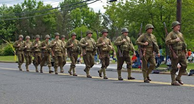 Hillsborough Memorial Day Parade 2008