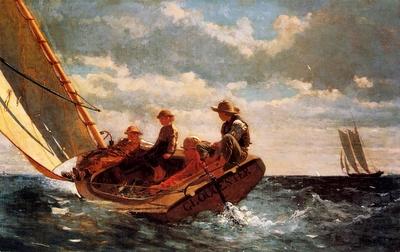Ten Weeks of Summer: Great American Artists - Winslow Homer
