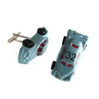 NEW: RACECAR CUFFLINKS