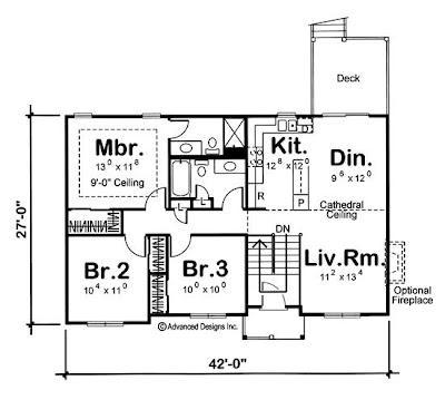 House plans modern irish house plans for Modern irish house plans