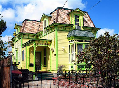 Exterior Paint Color Combinations