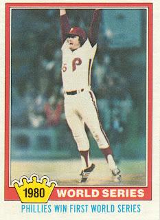 1981 Topps #404 Tug McGraw WS
