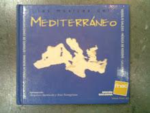 """Las Músicas del Mediterráneo"". Recopilatorio. Kamal Al-Nawawi canta ""lammá badá yatazanná"""