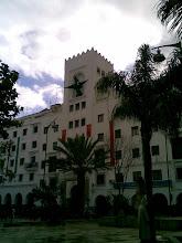 """Edificio emblematico de """"La Unión y el Fenix"""". Tetuán. Marruecos"""