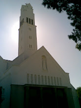 Otra iglesia en Tánger.
