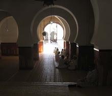 Mezquita en Fés.