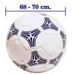 ลูกฟุตบอลขนาดมาตรฐาน