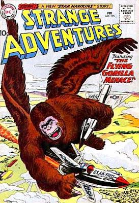 Strange Adventures #125