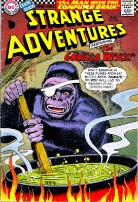 Strange Adventures #186