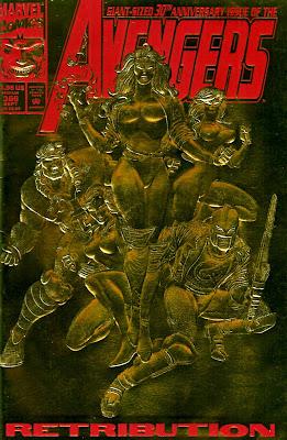 Avengers #366