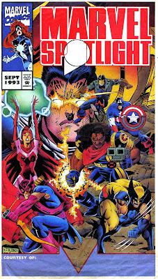Marvel Spotlight Sept 1993