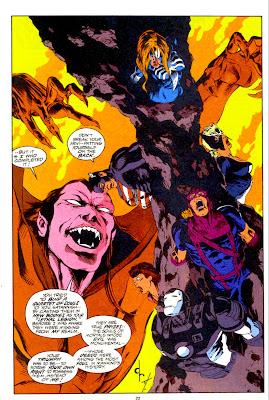 Mefisto y Los Nuevos Vengadores