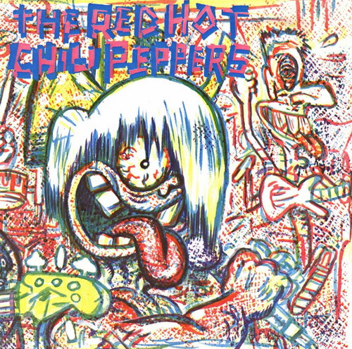 Download  musicasBAIXAR CD Red Hot Chili Peppers – The Red Hot Chili Peppers – 1984