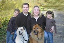 Daniel, Melissa, Ryan and Lindsay