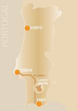 Localização Geográfica do CEAVG