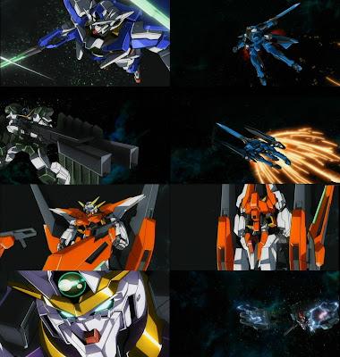 Gundam 00 Movie. GUNDAM 00 MOVIE big size