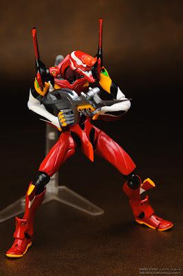 N°090 - Eva 02 Beast Mode 1