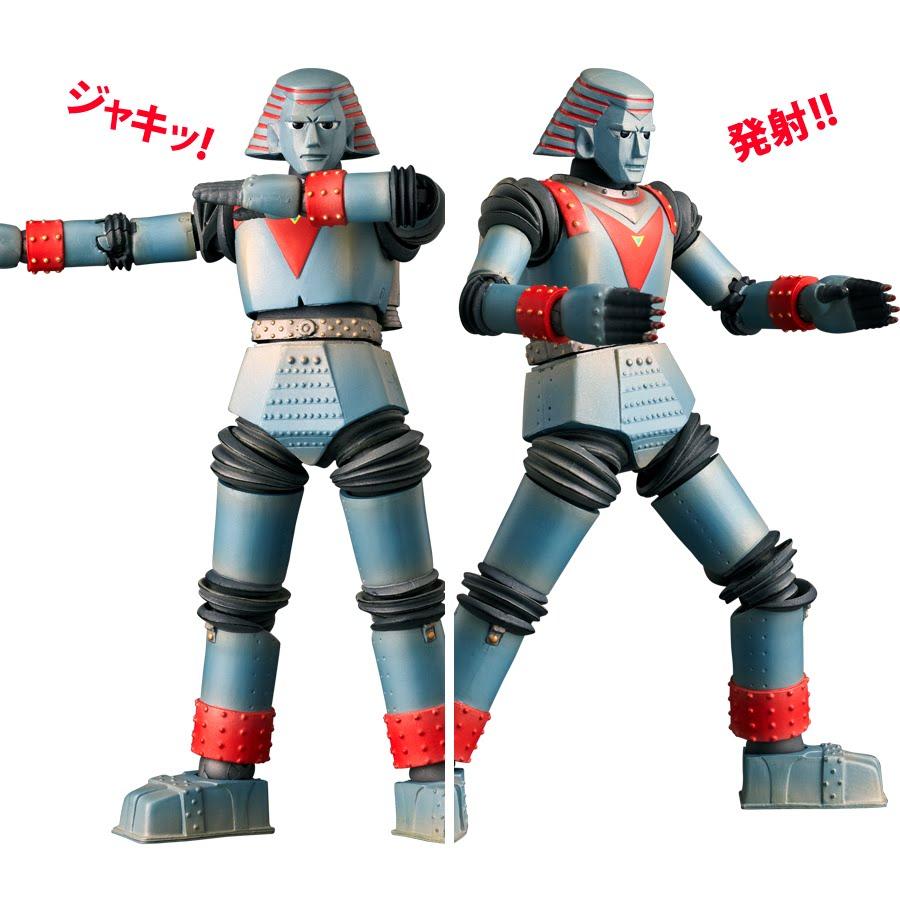 Johnny sokko giant robot toys