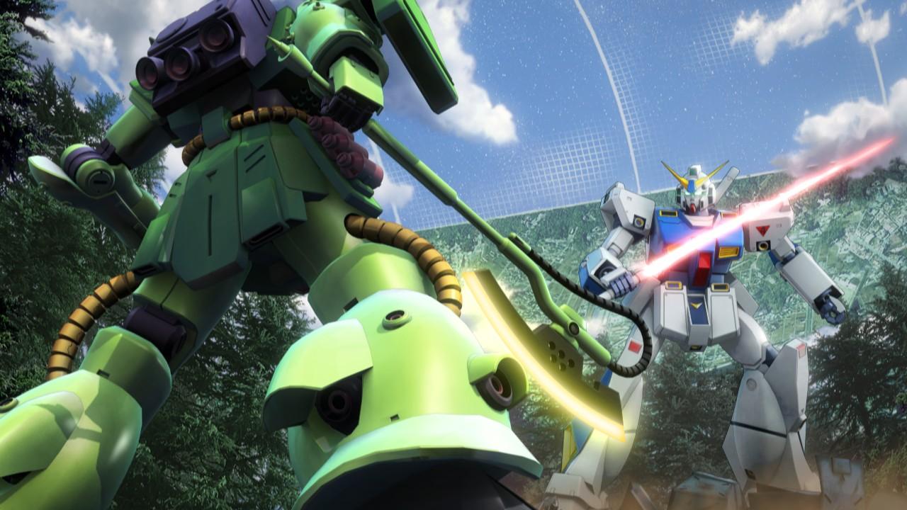 Gundam Extreme VS.